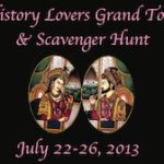 History Lovers Grand Tour & Scavenger Hunt Winners!