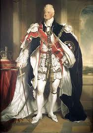 Regency Era Royal Family: Portrait of William IV of England