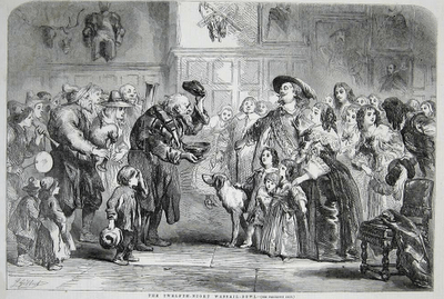 A Regency Primer on Twelfth Night & Wassailing