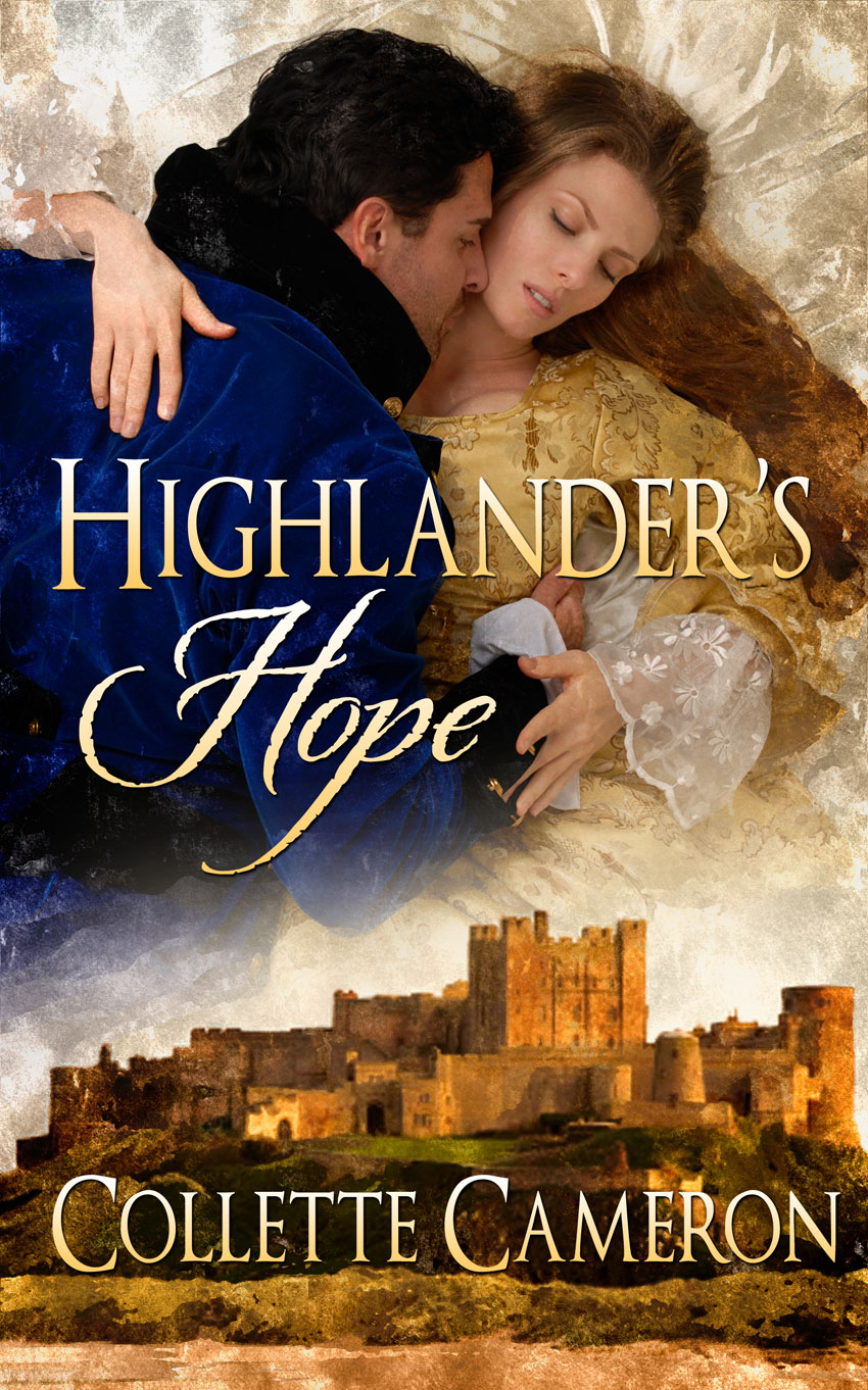 Cover for HIGHLANDER'S HOPE by Collette Cameron