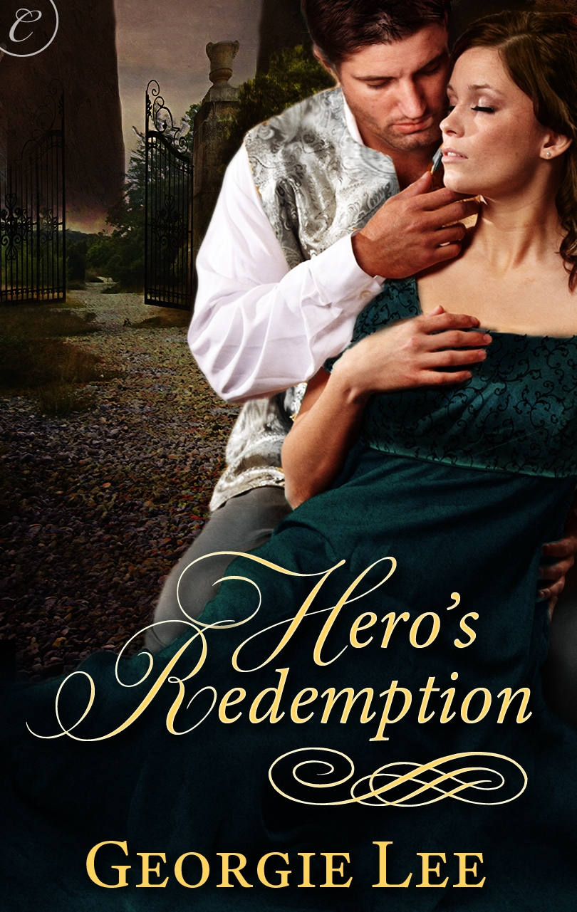 Cover for HERO'S REDEMPTION by Georgie Lee